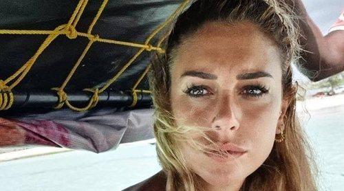 Blanca Suárez, 'rescatada' del rascacielos más alto de Tailandia: 'Tuvieron que venir a sacarme'