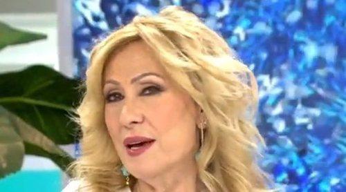 La razón por la que Rosa Benito no vuelve con Amador Mohedano: 'Yo voy a 'SV' y se cargan mi matrimonio'