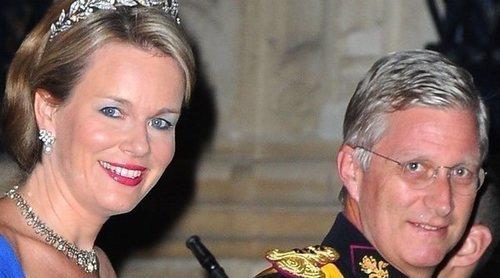 Los Reyes Felipe y Matilde de Bélgica cancelan su Visita de Estado a Italia debido al coronavirus