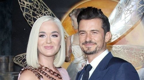 Los planes de boda truncados de Katy Perry y Orlando Bloom por la crisis del coronavirus