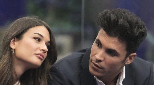 Estela Grande habla de su amistad con Kiko Jiménez: 'No he tenido una conversación fuera de cámaras'