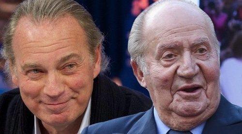 Bertín Osborne propone al Rey Juan Carlos hacer un programa juntos