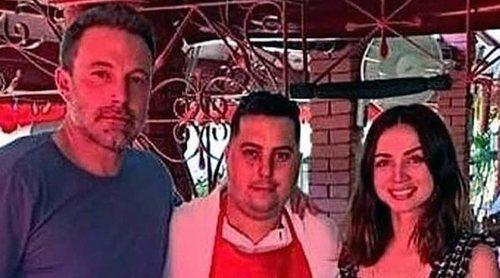 Ana de Armas y Ben Affleck, disfruta juntos de unos días de vacaciones por La Habana
