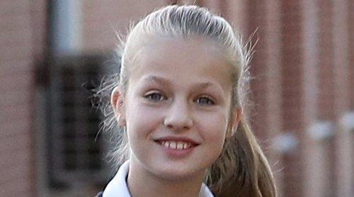 Un alumno del colegio donde estudian la Princesa Leonor y la Infanta Sofía da positivo por coronavirus