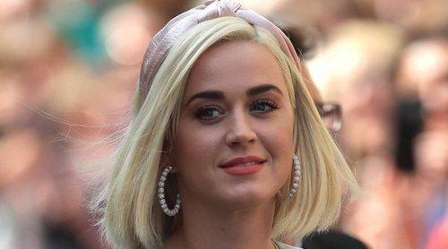 Katy Perry reaparece tras anunciar que está embarazada de su primer hijo