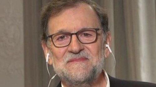 Mariano Rajoy entra en directo en 'Viva la vida' para recordar una anécdota con Bertín Osborne