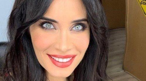 Pilar Rubio disfruta de un fin de semana de contrastes, primero con Vania Millán y después con sus hijos