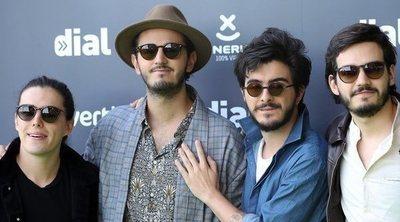 Morat: 'La regla de oro en cuanto a composición es que todas las canciones las terminamos juntos'