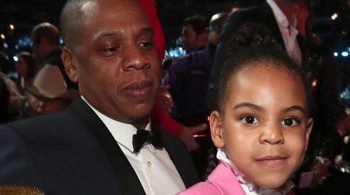 El tierno encuentro de Blue Ivy, hija de Byonce, con LeBron James, su gran ídolo