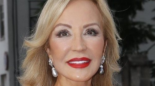 Carmen Lomana: 'Me gustaría que los Javis hicieran una serie de mi vida'