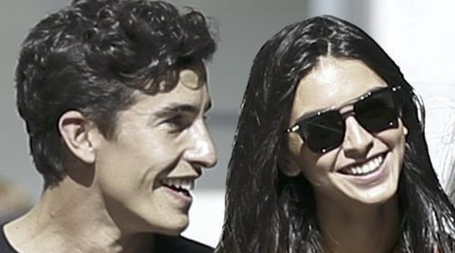 Lucía Rivera y Marc Márquez han roto