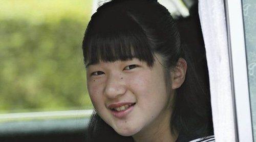 Aiko de Japón sigue los pasos de su padre a pesar de que el machismo de Japón no le dejará ser Emperatriz