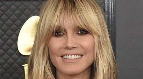 Heidi Klum abandona el rodaje de 'Got Talent' tras enfermar repentinamente