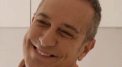 Víctor Sandoval se acuerda de Nacho Polo en su estreno en 'Ven a cenar conmigo': 'Fue el peor momento y me dejó sin nada'