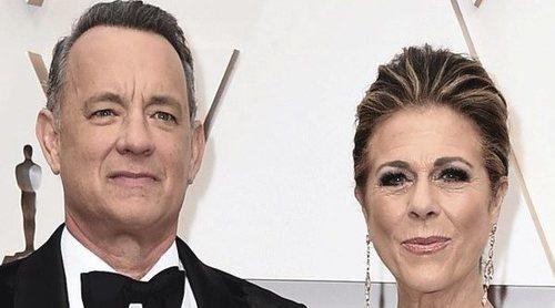 Tom Hanks y su mujer Rita Wilson dan positivo por coronavirus