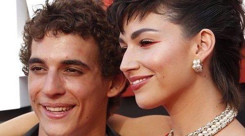 Úrsula Corberó y Miguel Herrán, juntos días antes del estreno de la cuarta parte de 'La Casa de Papel'