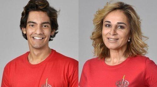 Alejandro Reyes y Ana María Aldón, nuevos expulsados a Playa Desvalida en 'Supervivientes 2020'