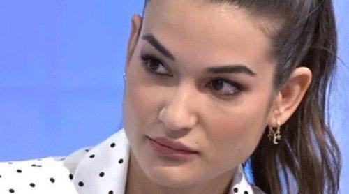 Estela Grande, destrozada al enterarse en 'MYHYV' de la supuesta nueva relación de Diego Matamoros