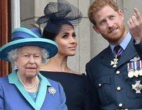La Reina Isabel muestra que ha perdonado al Príncipe Harry y Meghan Markle por el Sussexit