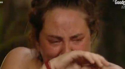 Rocío Flores, desconsolada en 'SV 2020' por no tener noticias de su madre tras conocer la crisis del coronavirus