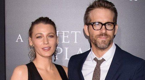 Blake Lively y Ryan Reynolds donan un millón de dólares para combatir el coronavirus