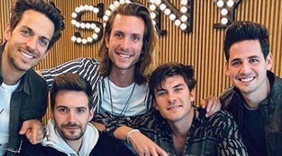 Dvicio presenta 'Impulso: 'Nos encantaría terminar la gira del disco en el Wizink Center'