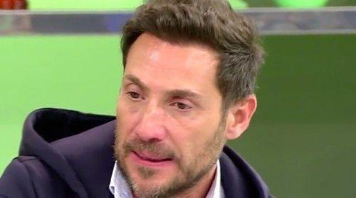 Antonio David, roto al ver el llanto amargo de Rocío Flores en 'SV 2020' pidiendo un mensaje de su madre Rocío