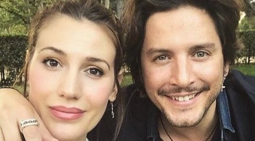 Manuel Carrasco y Almudena Navalón revelan el nombre de su hijo