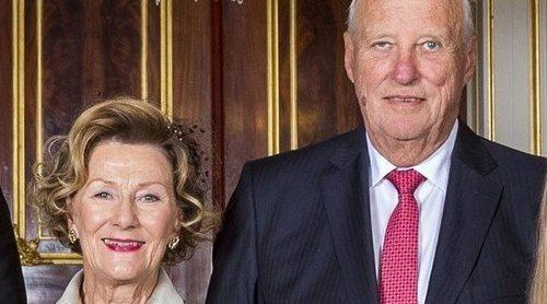 La Familia Real Noruega ante el coronavirus: el saludo de Harald y Sonia y el aislamiento de Marta Luisa de Noruega