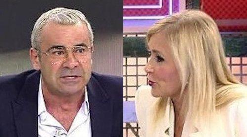 La trifulca entre Jorge Javier Vázquez y Cristina Cifuentes por sus opiniones: 'No somos un país maravilloso'