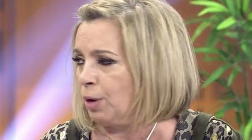 Carmen Borrego, contra Rocío Flores: 'En 'Supervivientes 2020' me parece una metemierda'