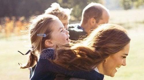 El tierno regalo del Príncipe Jorge a Kate Middleton por el Día de la Madre en el Reino Unido