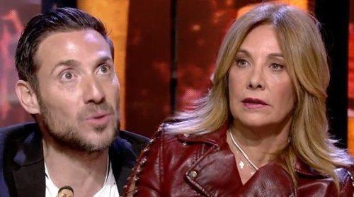 Belén Ro a Antonio David Flores en 'Supervivientes 2020': 'Por no hablar de ti estuve muchos meses en mi casa'