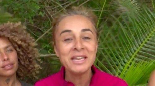 Ana María Aldón no quiere recibir la visita de Ortega Cano en 'Supervivientes 2020':