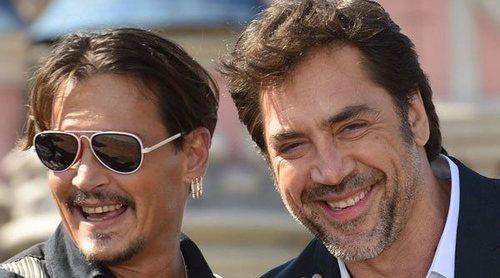 Javier Bardem también defiende a Johnny Depp en su demanda por difamación contra Amber Heard