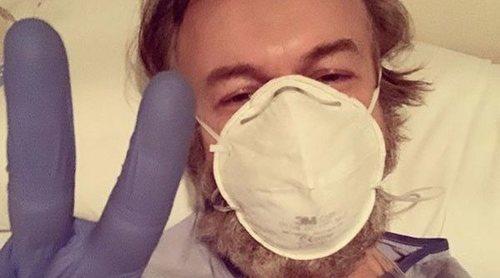 Tristán Ulloa cuenta que está ingresado por dar positivo por coronavirus