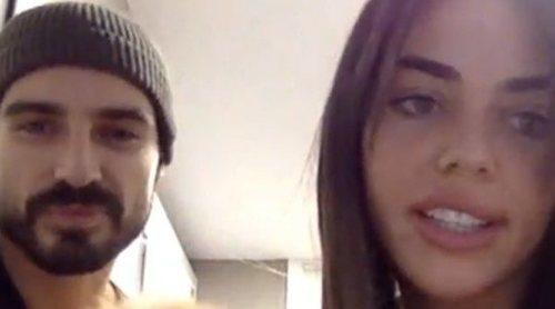 Violeta y Fabio hablan de su salud en 'Sálvame': 'No tenemos coronavirus, pero no nos han hecho el test'