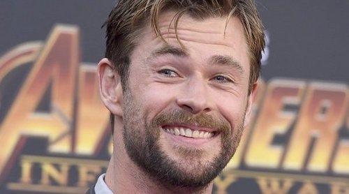 Chris Hemsworth ofrece clases de fitness totalmente gratis durante la cuarentena por el coronavirus