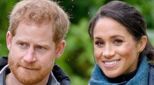 El Príncipe Harry y Meghan Markle abandonan Canadá para instalarse en Los Angeles con su hijo Archie