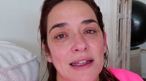 La desesperación de Toñi Moreno al subirse a la báscula: 'No he adelgazado ni un gramo'