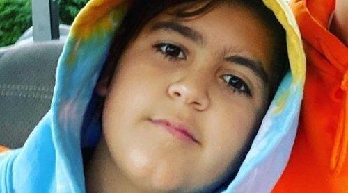 Mason, hijo de Kourtney Kardashian, reaparece en TikTok después que sus padres le borrasen su Instagram