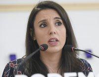 Irene Montero vuelve a dar positivo en la prueba del coronavirus