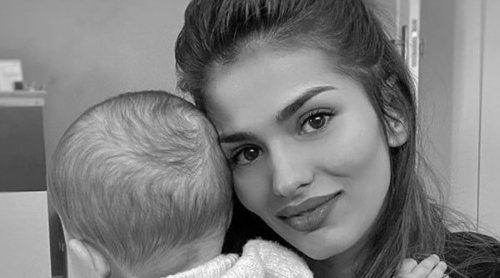 Las preciosas palabras de Sara Sálamo a su hijo durante el confinamiento: 'Se detuvo todo, menos esto'