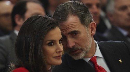 Los Reyes Felipe y Letizia llaman a varios hospitales para preguntar por los pacientes ingresados por coronavirus
