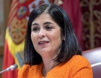 La Ministra Carolina Darias vuelve a dar positivo en coronavirus
