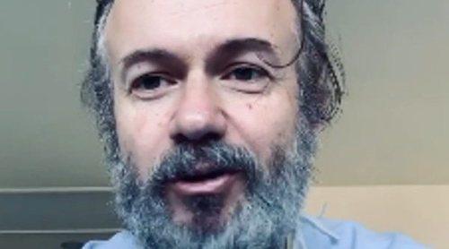 Tristán Ulloa anuncia que ha vencido al coronavirus con un desgarrador testimonio
