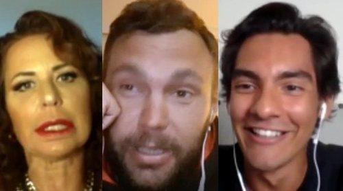 'Supevivientes 2020: Alejandro Reyes, Vicky Larranz y Cristian Suescun ya han podido volver a España