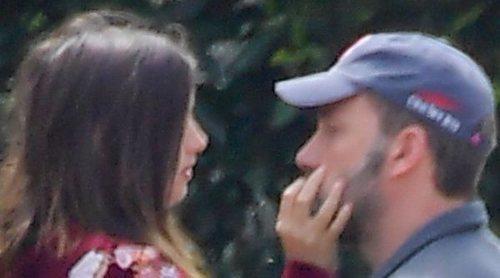 Ben Affleck y Ana de Armas disfrutan de su amor durante un paseo por Los Ángeles