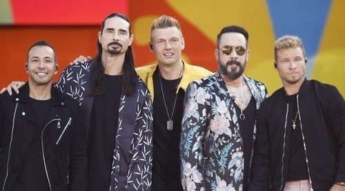 Los Backstreet Boys interpretan 'I want It that way' junto a sus hijos durante la cuarentena
