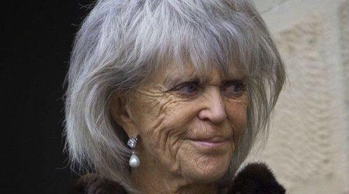 La Princesa Brígida de Suecia deja su residencia de Mallorca y huye de España por el coronavirus